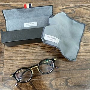 Thombrowne glasses